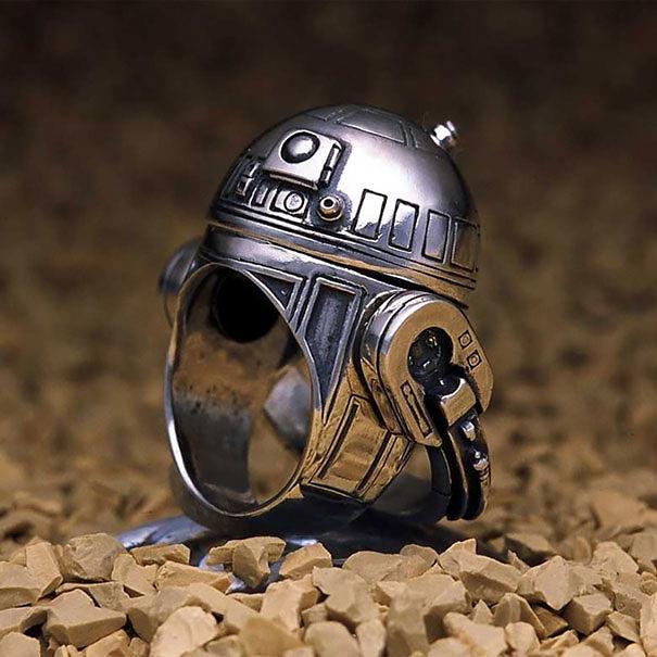 R2-D2 Ring