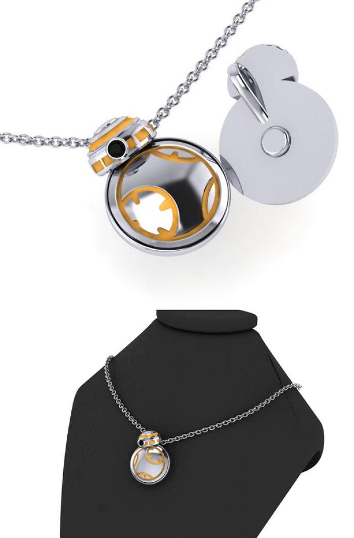 BB-8 Kinetic Pendant