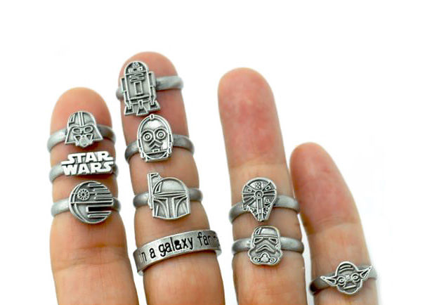 Star Wars Rings