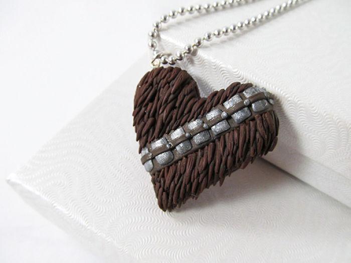 Chewbacca Pendant
