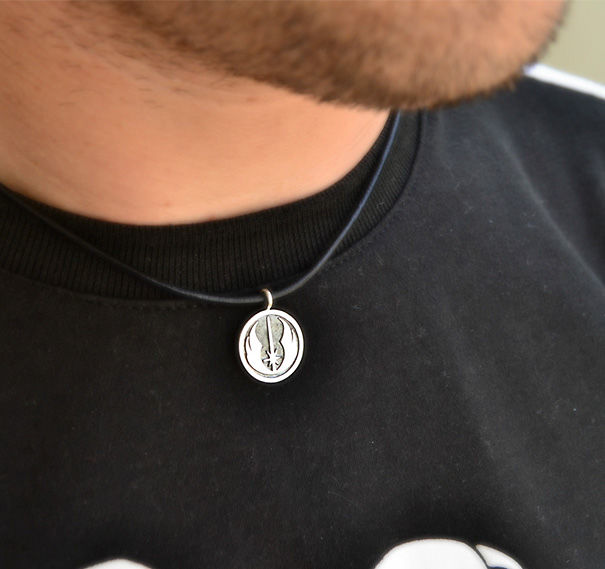 Jedi Order Alliance Necklace
