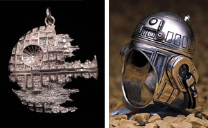 15+ Pieces Of Star Wars Jewellery To Celebrate May The 4th