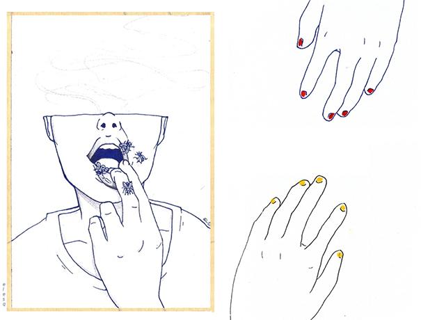 Itchelliana Esquivel Illustrations