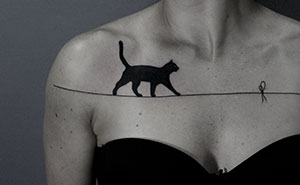 Surreal Tattoos By This Belarussian Artist Will Make You Want To Get Inked