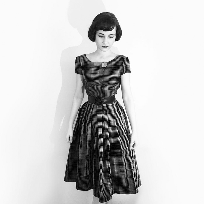 1950s Inspired Look