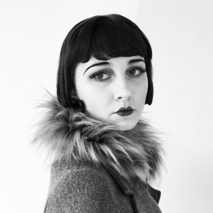Flapper Inspired Look