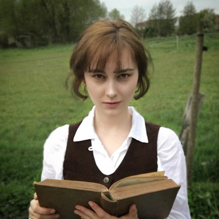 Elizabeth From Pride & Prejudice