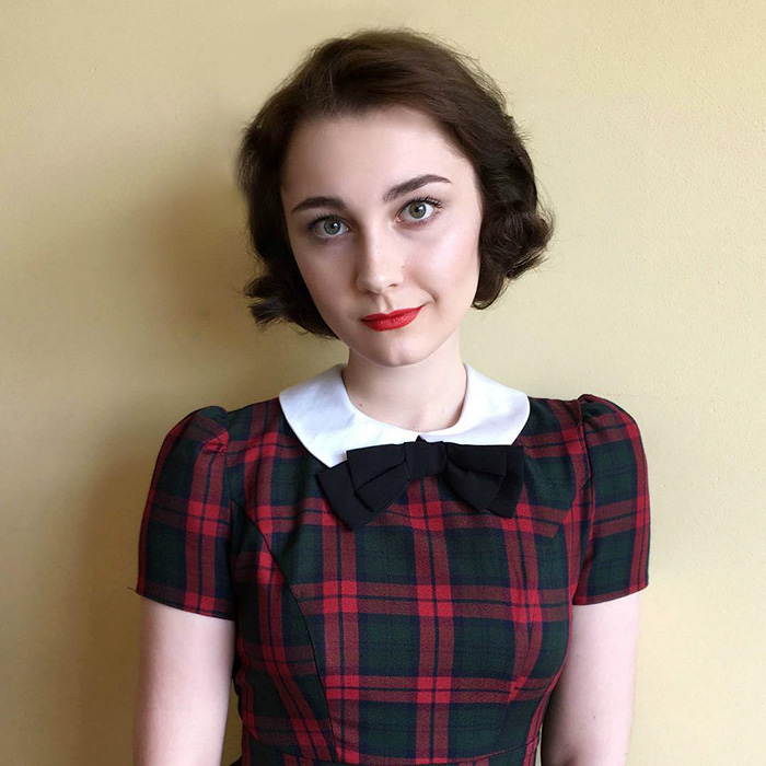 1940s Inspired Look
