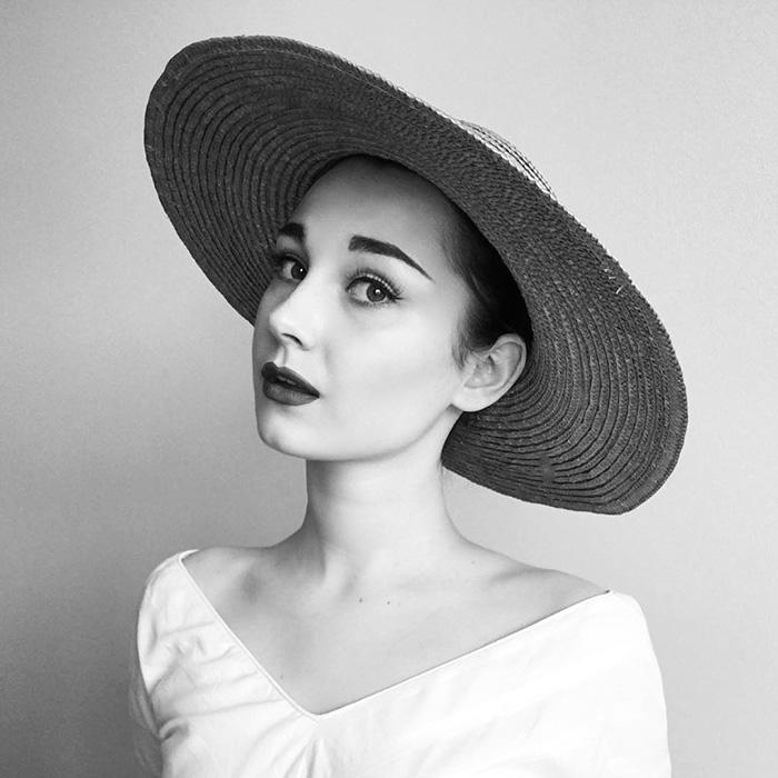 Audrey Hepburn Inspired Look