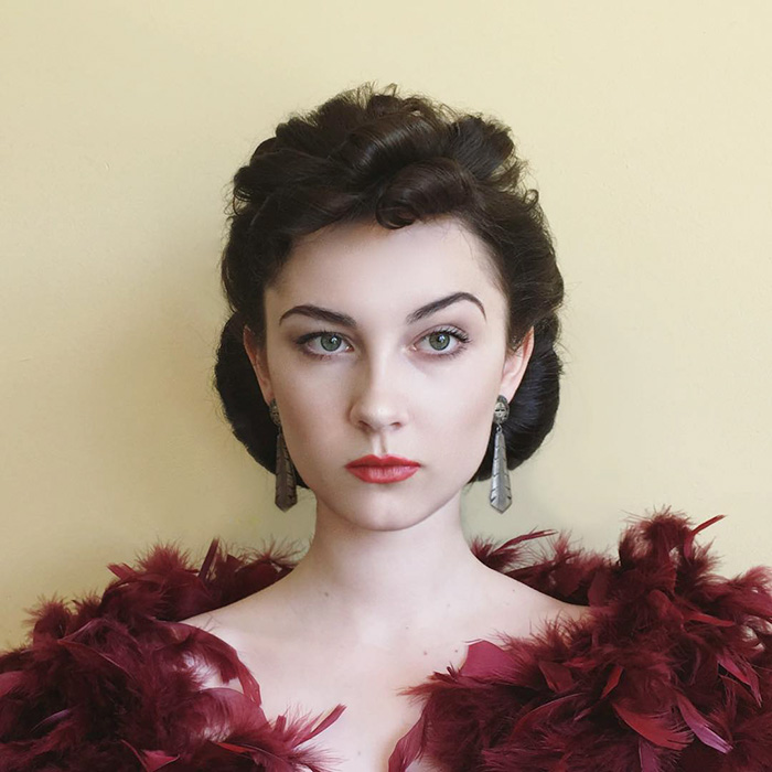 Vivien Leigh Recreation