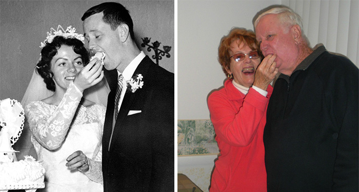 My Parents 50 Years Later