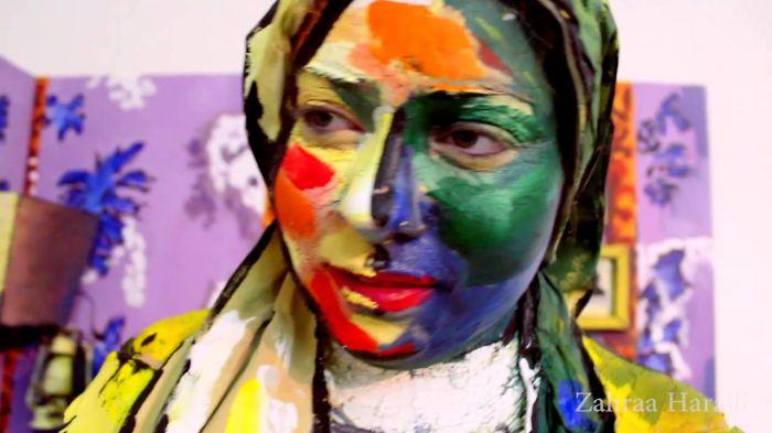 Vermeer's Inner Matisse