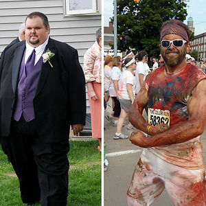 I Went From About 550 Lbs To 220 Lbs