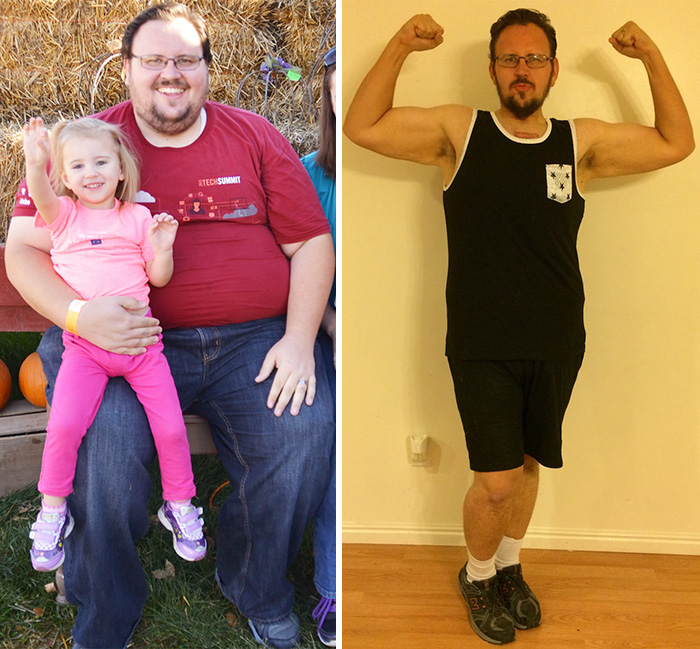 I Lost 220 Lbs In 8 Months