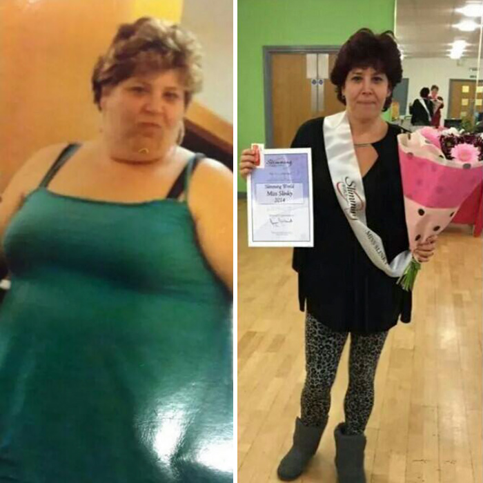 My Mum's Incredible Weight Loss Transformation