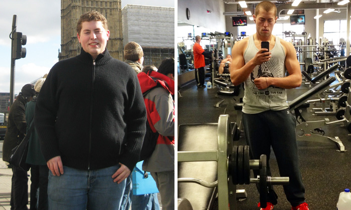 My 3 Year Transformation From Clinically Obese (Class II) To Ripped. From 240 Lbs To 170 Lbs