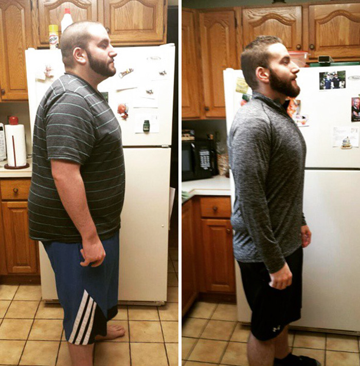 10 Month Weight Loss Progress