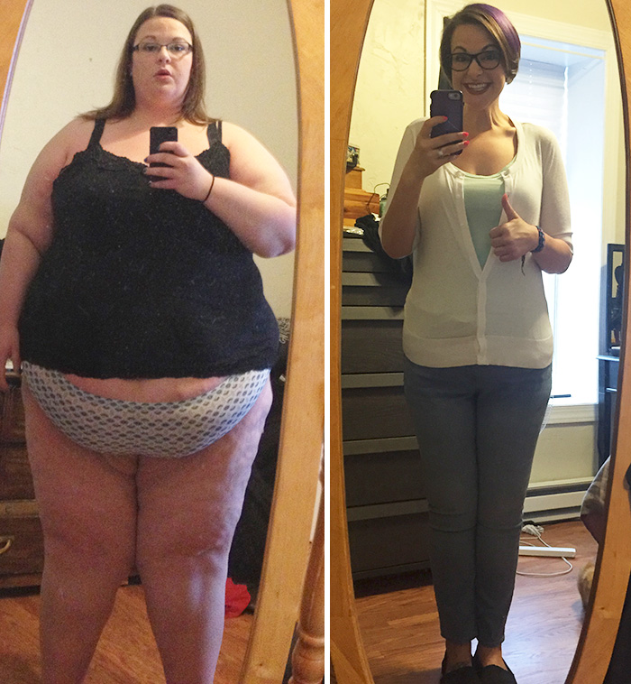 458 Pounds Down To 180 (278 Pounds Lost Total), 2 Years' Time, One Happy Lady