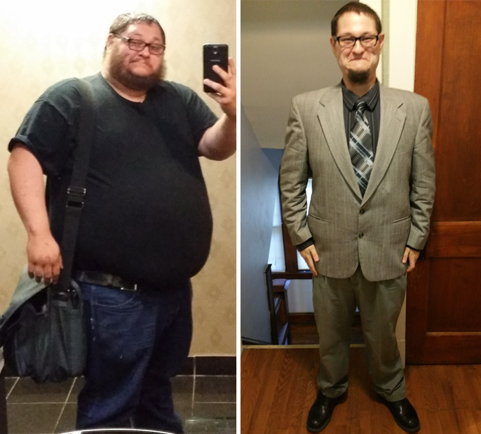 In The Last Year I Have Lost Over 200 Lbs (From 420 Lbs To 218 Lbs)