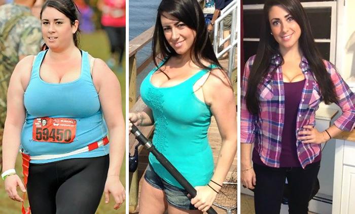 My 70 Lbs Weight Loss Progress (October 2012 - September 2013)