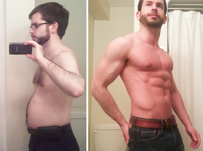 3 Years Of Recomp, From Skinnyfat To Fit