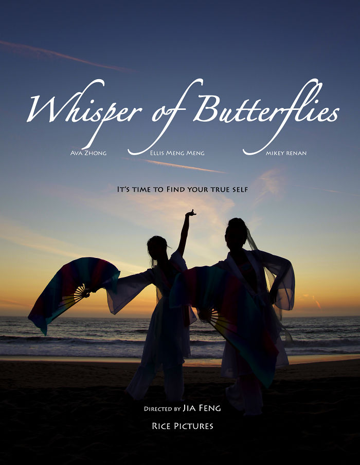 Whisper Of Butterflies