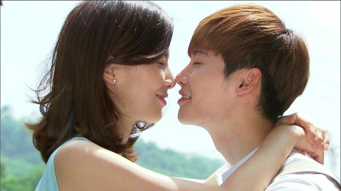 Romantic Korean Drama Kiss!