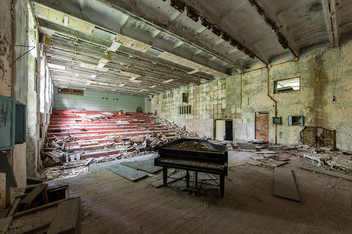'End Of The World' Pictures That I Brought From My Trip To Chernobyl
