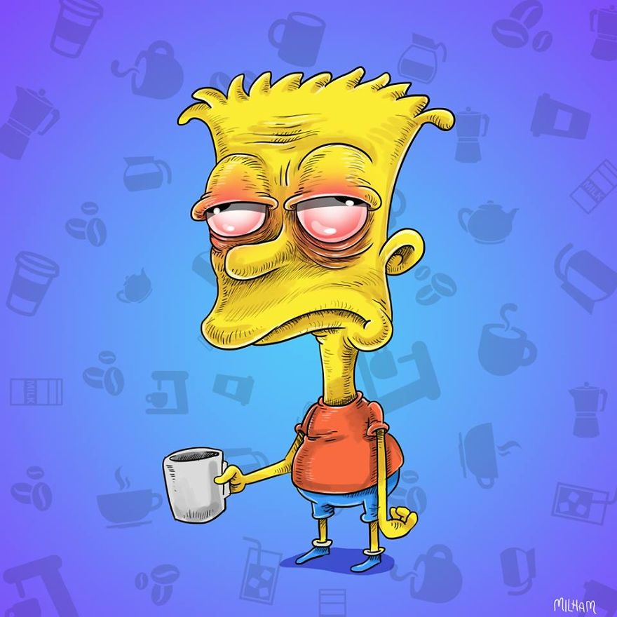 Bart Before Coffee