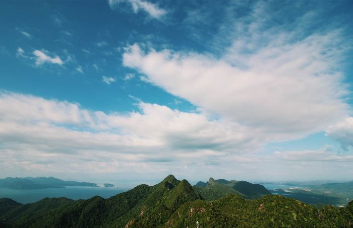 I Photograph Beautiful Landscape In Langkawi, Malaysia