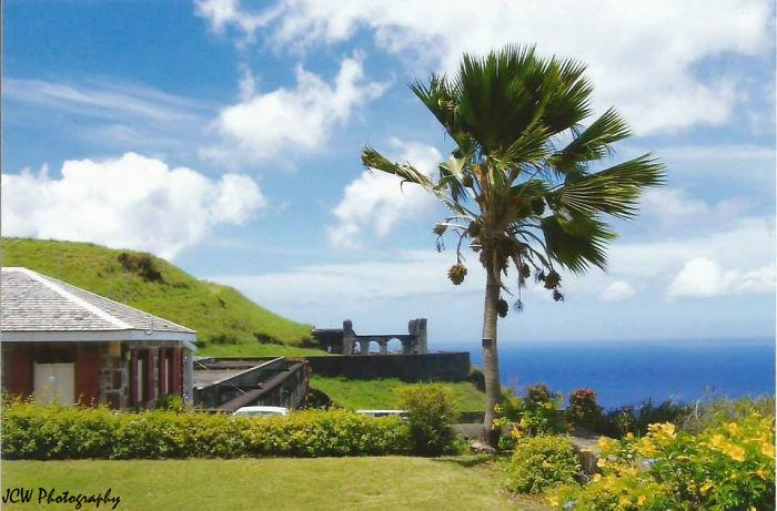 St. Kitts Island, Caribbean