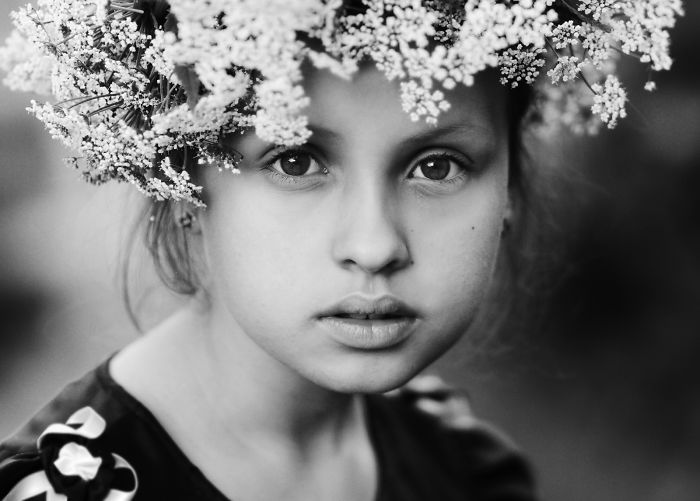 I Photographed My Daughter Julka
