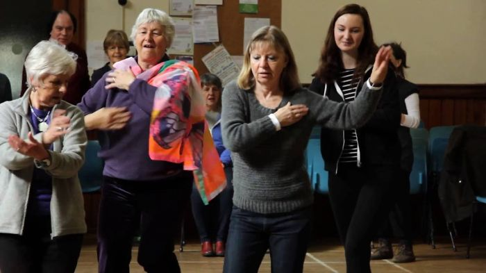 The Joy Of Learning To Dance In Later Life