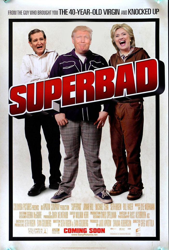 Superbad...