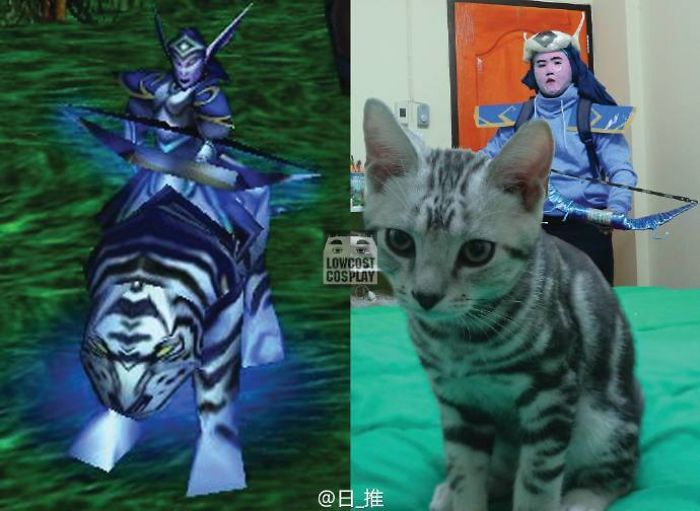 9 Amazing Low Cost Cosplays