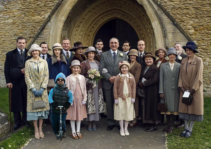Downton Abbey, The Next Season.
