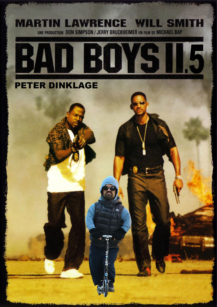 Bad Boys Two And A Half …