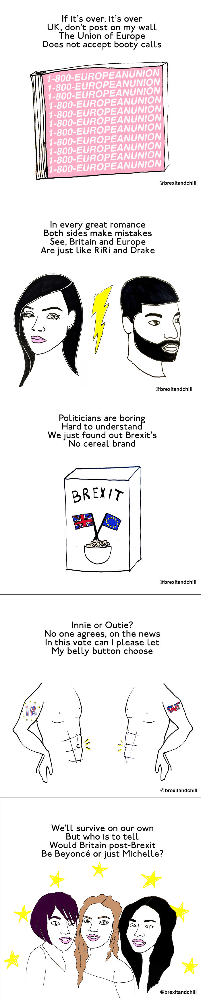 Should The Brits Just Brexit And Chill?