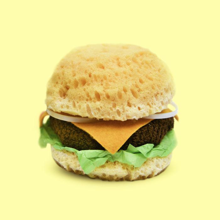 Sponge Burger