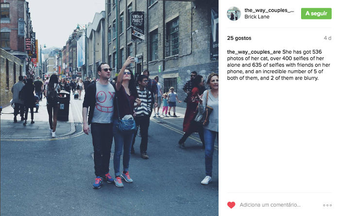 The Instagram Account That Every Couple Will Relate To.