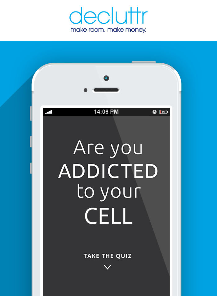 Addicted To Your Cell?