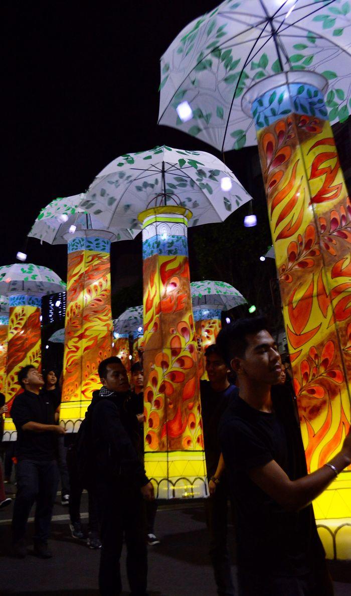 My Take On This Lantern Parade