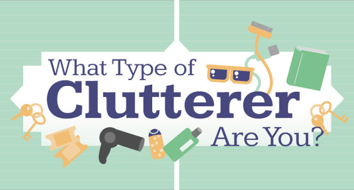 Find Out Your Clutterer Personality With This Flowchart