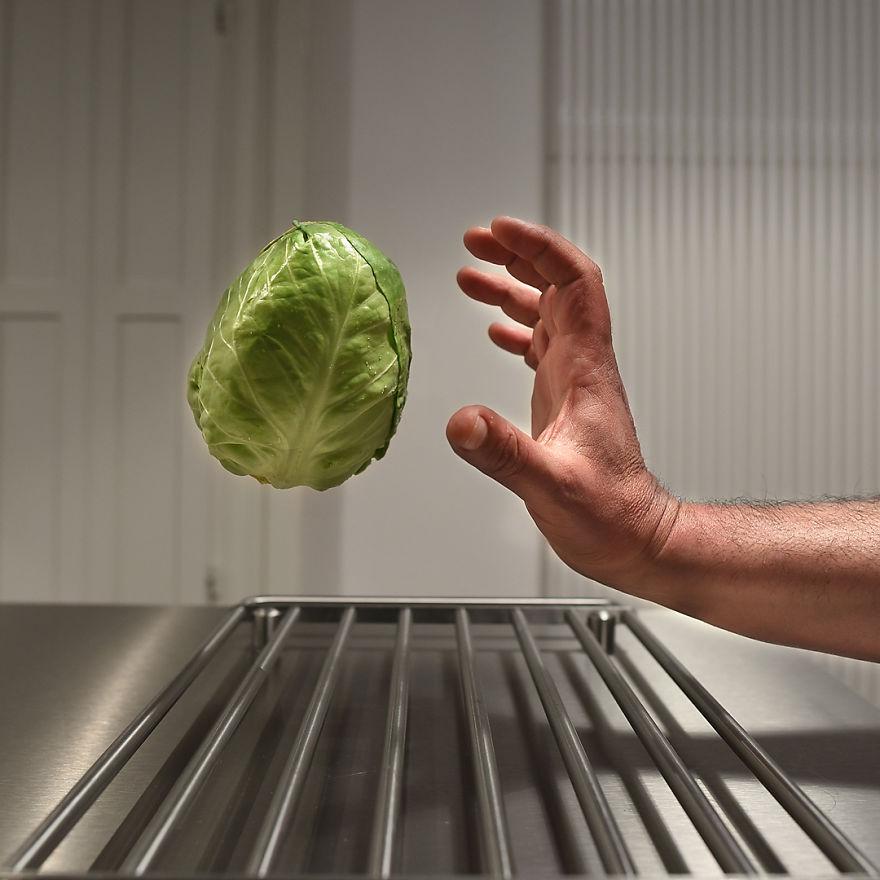 Freezed Cabbage