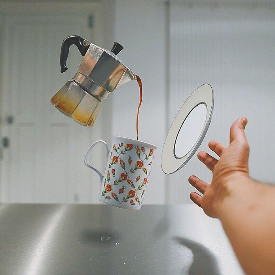 Kitchensuspension
