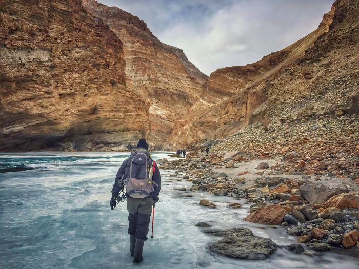 Chadar -  Frozen River Trek