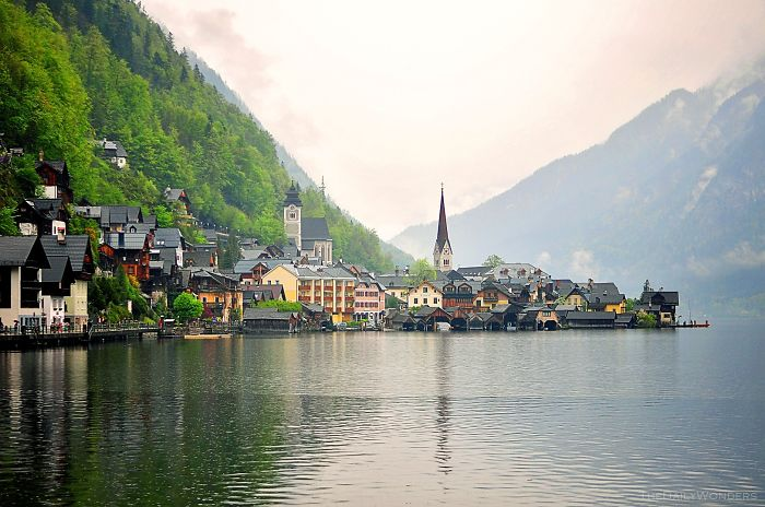 I Travelled To Hallstatt To Discover How This Famous City Really Looks Like