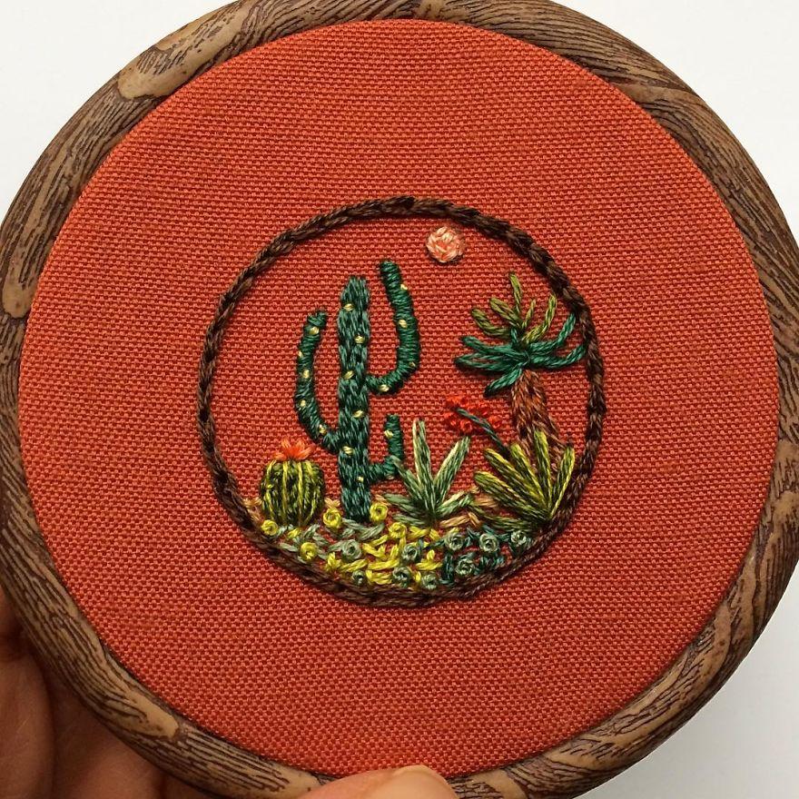 Tiny Cactusland