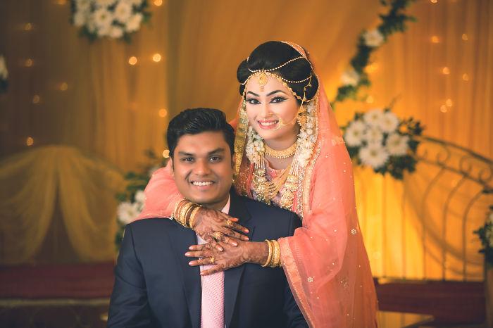 Wedding Reception Of Afsana Akter Tithy & Zubair Toufiq.