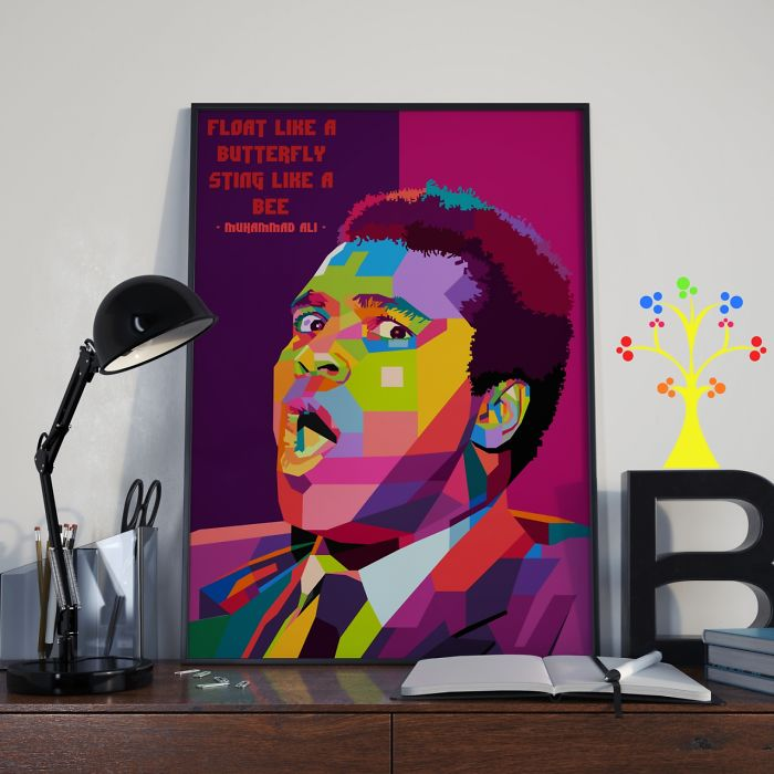 I Made This Wpap To Honor The Greatest Of All Times